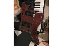 Jazzmaster scratchplate shielded