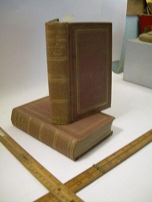 W M Thomson 1859 Land + The Book HOLY LAND Foldout Maps Engravings BIBLICAL 2vls