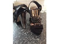 Miss Selfridge heels size 5