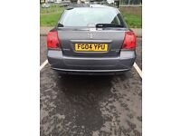 Toyota avensis 2004 1.8 well kept car with 1 year Mot