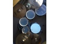 Mapex M Birch Series 6 piece kit plus extras *Offers Welcome*