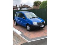 Fiat Panda 1.1 Active Low Mileage 2 owner car with a new MOT