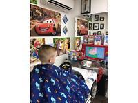 Kids barber club