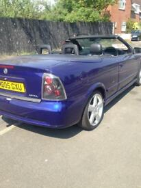 Vauxhall Astra 1.6 convertible
