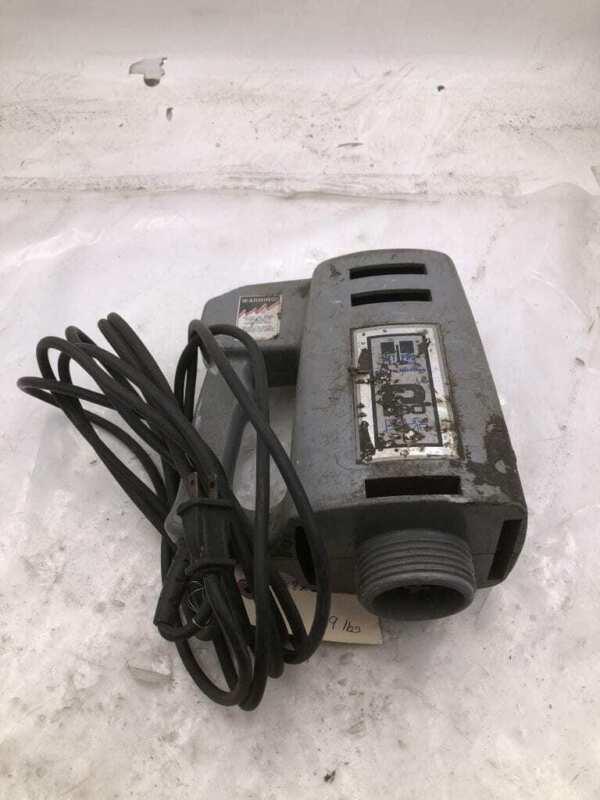 MET PRO Electric Drum Pump