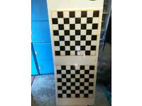 Acrylic chess boards 540mm square