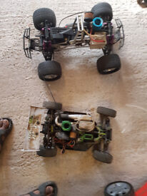 RC Scale Model Cars