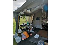 Trailer Tent and other items included