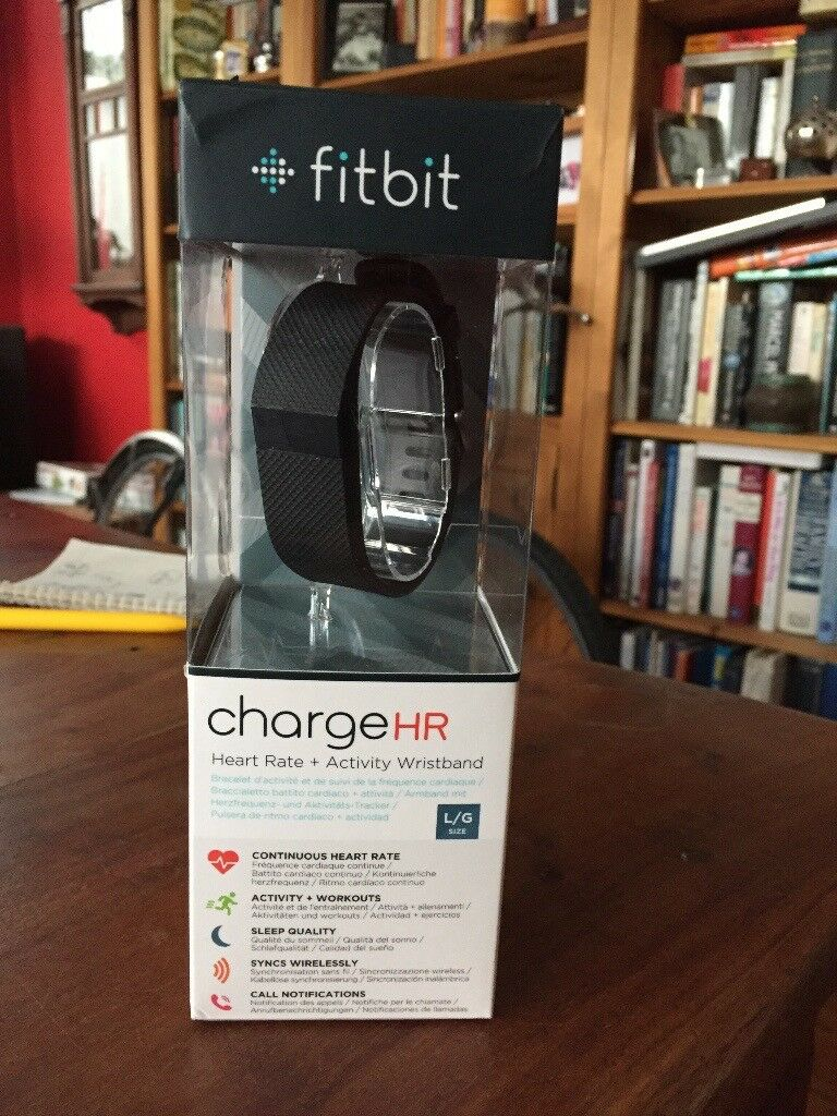 Fitbit chargeHR large