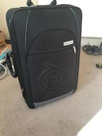 Dunlop Expandable Two Wheel Suitcase £15