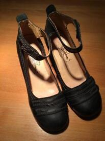 Fly wedge heels size 37 / 4