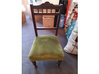 Antique Mothering chair