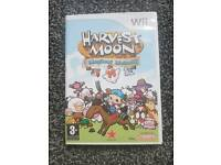 NINTENDO WII HARVEST MOON MAGICAL MELODY