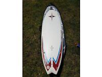 5'10'' BIC Fish Surfboard