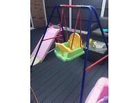 Baby Indoor & Outdoor Swing