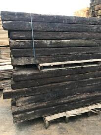 Used railway sleepers 2.6 x 250 x 125