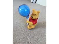 Winnie the Pooh nightlight and lullaby