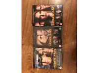 Homeland seasons 1,2 & 3 dvd