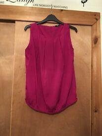 Purple Top Size 14 £5
