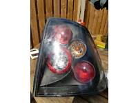 Mk4 astra lexus rear lights