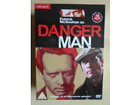 DANGER MAN THE COMPLETE SERIES 13-DISC DVD BOX SET NEW & SEALED