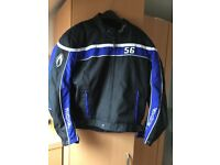 Mens RICHA MOTORCYCLE JACKET XL - Excellent Condition