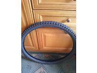 26x1.95 mountain bike tyre