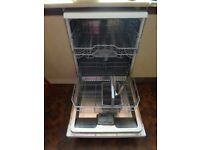 Bosch dishwasher... moving house or we wouldn't sell this great machine!