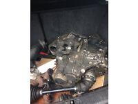 2.0 tdi 6 speed Audi a3 gearbox