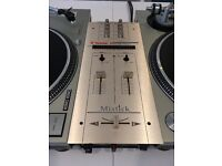 Vestax PMC-06 Pro A 'Mixtick' Mixer for DJs & Turntablists. Excellent condition. Boxed with manual.