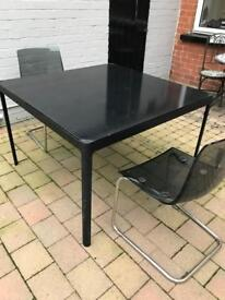 Table and chairs Free. Collect today