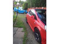 CORSA VXR 07 HPI CLEAR RED 104k FSH