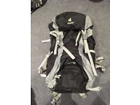 Deuter Futura 32L Rucksack Backpack - Black