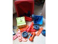 Early learning centre mechano set