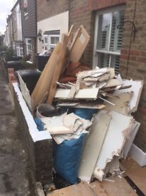 CHEAP RUBBISH CLEARANCE ALL OVER LONDON: HOUSE GARDEN BUILDERS