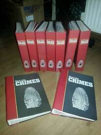 9 Real Life Crime Binders
