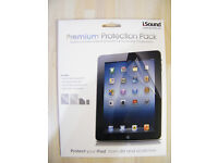 iPad Screen protector Premium Protection Pack