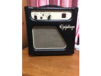 Epiphone Valve Junior guitar amp, BitMo mods.