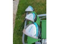 Ladies Graphite Golf Set