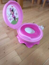 3 in 1 celebration potty training system.