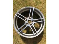 "BMW 19"" alloy wheel for sale"