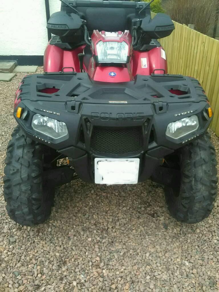 Polaris Sportsman 550 efi / Farm Quad / Quad Bike / Road Legal Quad