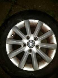 Vw golf mk5 wheel 15 inch