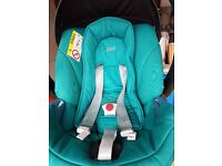 Mamas and papas New born baby car seat with infant support