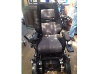 Otto bock C1000 Front wheel drive power electric wheelchair. 14 km/h speed