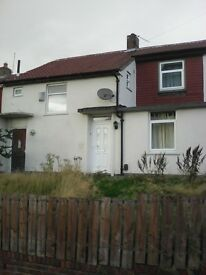 2 bed house to rent in Kenton/Gosforth - unfurnished NO FEES