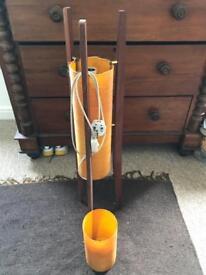 Original Retro Rocket Lamp