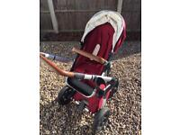 Joolz Day pushchair complete travel system