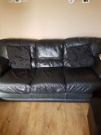 3 seater and 2 seater for sale £60 o.n.o