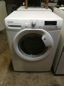 HOOVER 8KG WASHING MACHINE IN GOOD WORKING ORDER